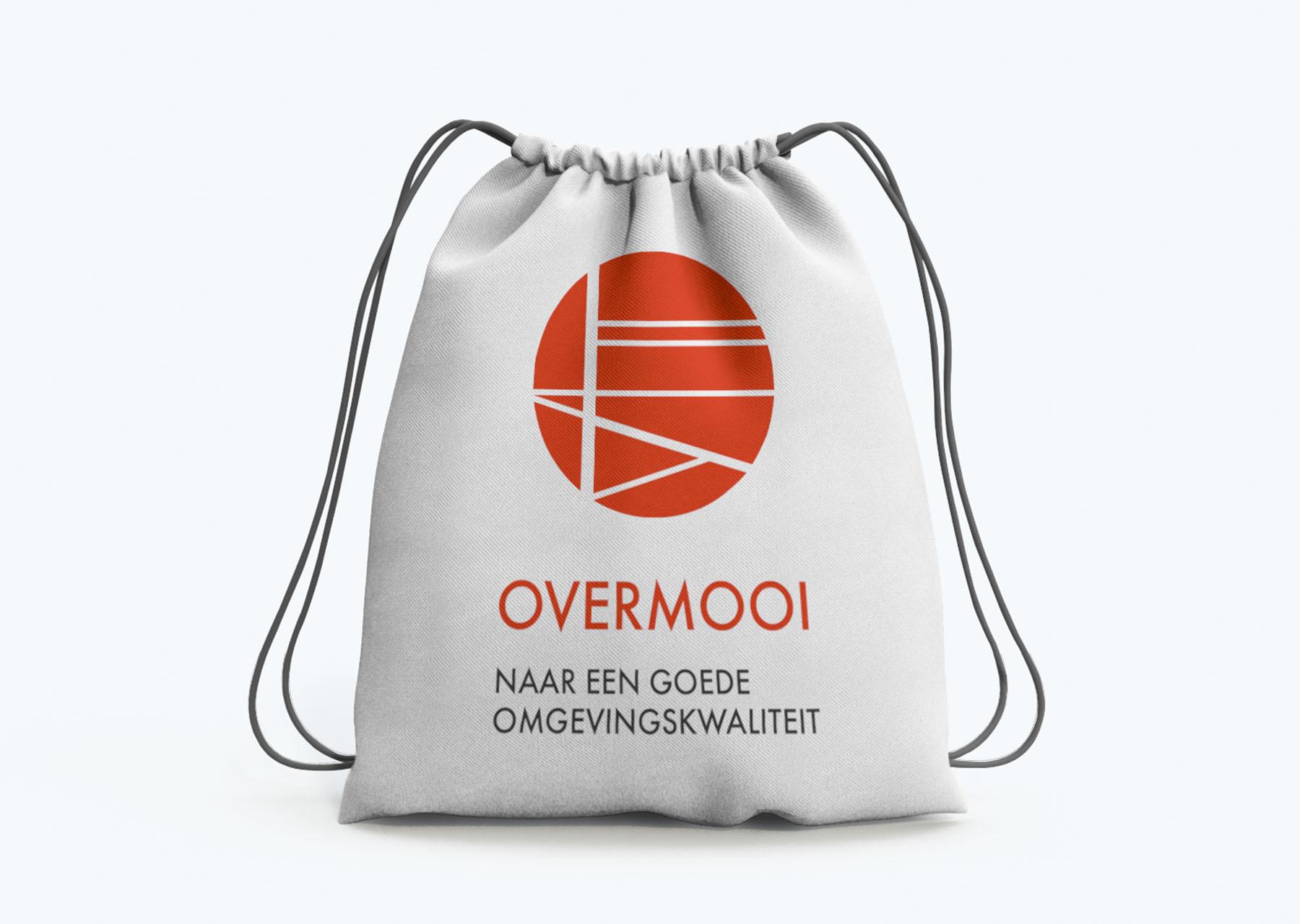 MOOI Noord-Holland tas met nieuw logo