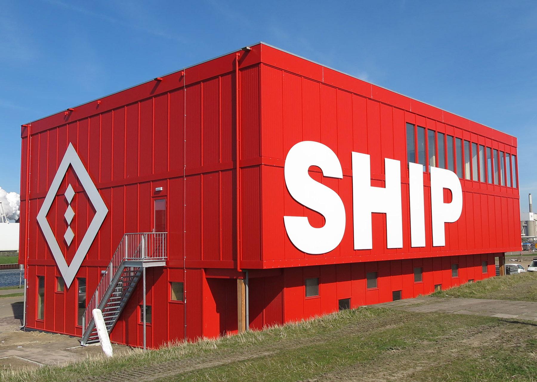 SHIP gebouw