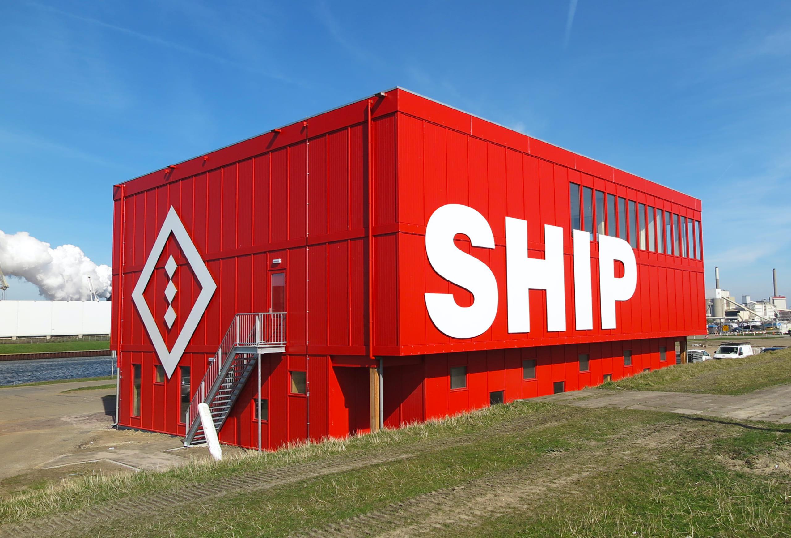 SHIP foto gebouw
