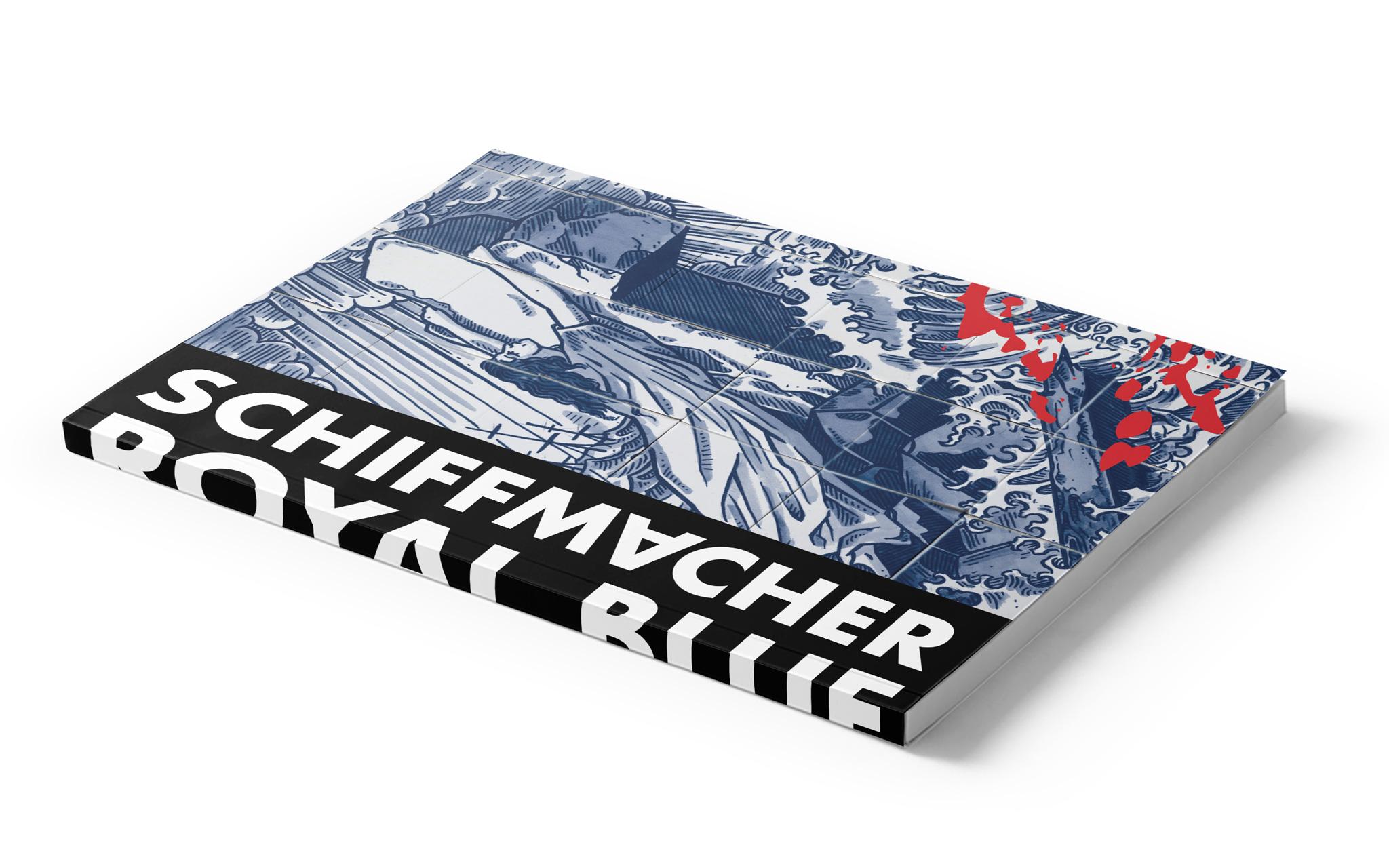 Schiffmacher Royal Blue Tattoo boek