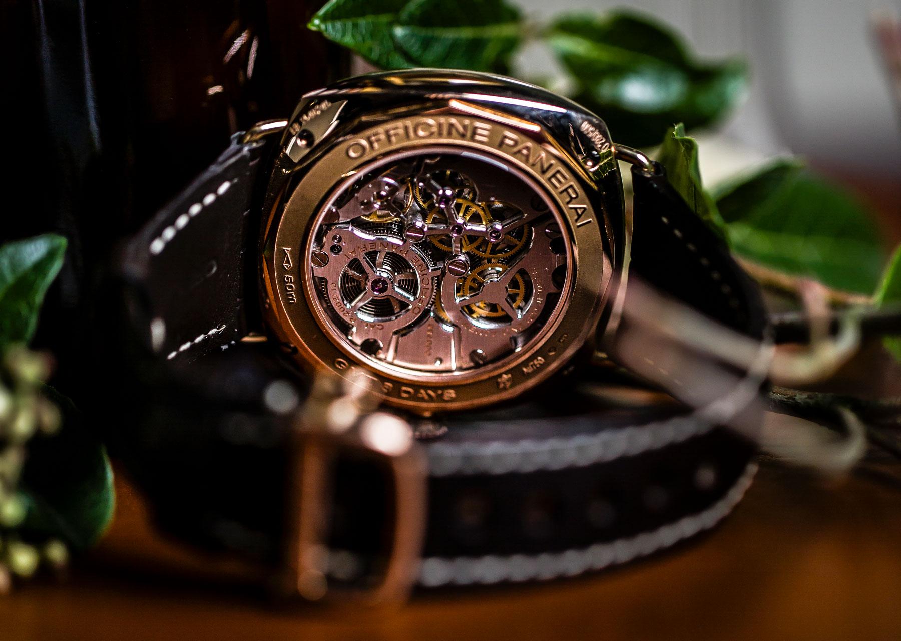 Micheal Bosman Watch-Site horloge