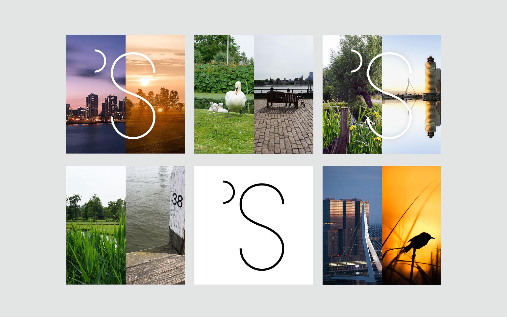 Bureau Kroner 's-Gravenweg Het beste van twee werelden voorstel Instagram posts